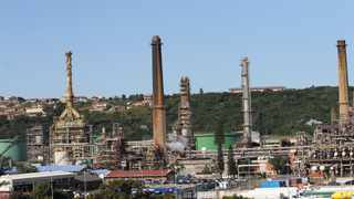 Depressed demand from pandemic and low margins may see Engen Refinery become fuel storage facility Picture: Doctor Ngcobo/African News Agency(ANA)