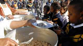 Over 1.5 million pupils are still not being provided with schools meals. Filed Photo