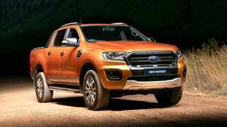 The Ford Ranger is SA's best-selling used vehicle.