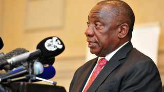 President Cyril Ramaphosa and the ANC had indicated the issue of Covid-19 will dominate discussions at this weekend's lekgotla. Picture: Siyabulela Duda/GCIS