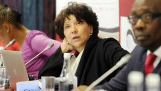 SADDENED: Diane Terblanche chairs the National Consumer Commission's inquiry into vacation clubs. Picture: Henk Kruger/ANA Pictures
