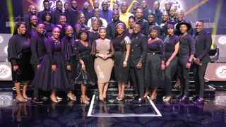 Members of Joyous Celebration