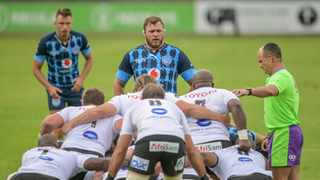 Duane Vermeulen (c) of the Vodacom Bulls during the 2020/21 Carling Black Label Currie Cup game between the Vodacom Bulls and the Toyota Free State Cheetahs at Loftus Versfeld in Pretoria on 05 December 2020 Photo: Christiaan Kotze/BackpagePix