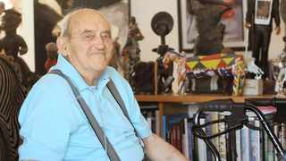Denis Goldberg Photo: Tracey Adams / African News Agency (ANA)