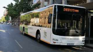 Tshwane Bus Service operations resumed yesterday after drivers ended their strike. Picture: Jacques Naude/African News Agency (ANA)