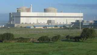 The Koeberg nuclear power station, outside Cape Town.