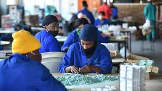 Thousands of South African employees have filed claims with the Compensation Fund after contracting Covid-19 at work. Picture: Thobile Mathonsi/African News