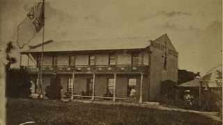 Murray's Hotel in Pinetown in 1870.
