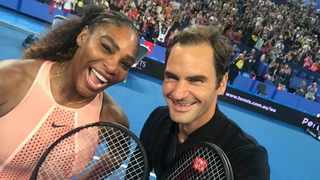 Roger Federer has his eyes on an elusive Olympic singles gold medal, while Serena Williams will once again attempt to pull level with Margaret Court. Photo: @rogerfederer/Twitter