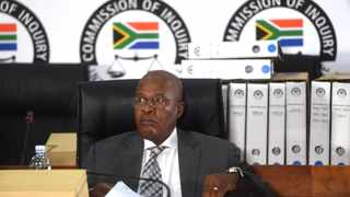 Former Eskom group chief executive officer Brian Molefe will appear before the commission of inquiry into allegations of state capture led by deputy chief Justice Raymond Zondo again. Picture: Itumeleng English/African News Agency (ANA)