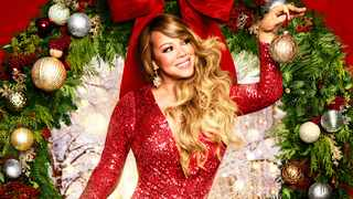 File image: Mariah Carey will host an AirBnb stay in New York's Times Square on New Year's Eve.