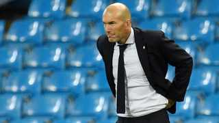 We already have a lot of players, why would we want to add any more? coach Zinedine Zidane asked. Photo: Peter Powell/Reuters