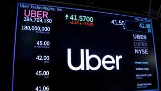 """Uber has won a legal bid to restore its London operating licence which was taken away over safety concerns, after a judge ruled on Monday that the company was a fit and proper operator despite """"historical failings"""". Photo: File"""