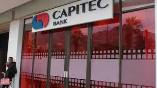 Capitec, South Africa's biggest bank by customer numbers, moved to calm its clients yesterday. Photographer: Lalinka Mahote. African News Agency/ (ANA)
