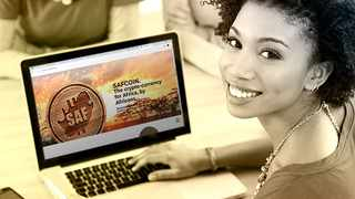 SAFCOIN is a cryptocurrency founded by Africans, for Africans. Pic: Supplied