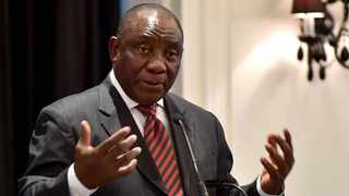 President Cyril Ramaphosa said consensus is emerging on a plan to revive an economy mired in the longest recession since 1992. Photo: File