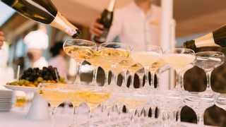 When it comes to sparkling wines, Europe one ups us.
