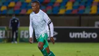 Having someone such as Ndumiso Mabena as a leader appears to be more than a blessing for Bloemfontein Celtic. Picture: Frikkie Kapp/BackpagePix