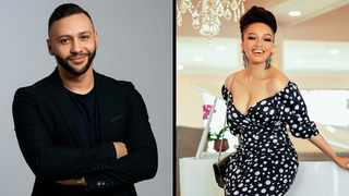 Donovan Goliath and Dineo Langa. Picture: Supplied