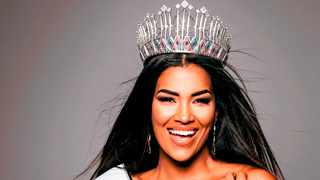 Miss South Africa Sasha-Lee Olivier. Picture: Supplied