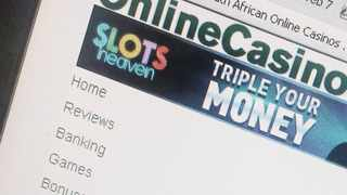 Online Gambling in South Africa is still not permitted.photo by Simphiwe Mbokazi