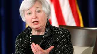 US Federal Reserve Chair Janet Yellen. File Image: IOL