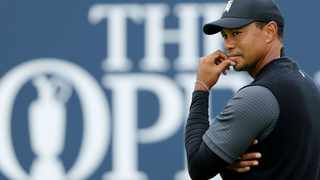 Tiger Woods Picture: theopen.com
