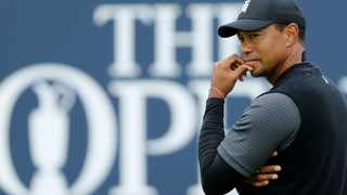 Tiger Woods has been released from hospital. Picture: theopen.com
