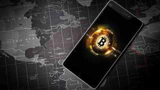 Send, store and receive Bitcoin with Crypto Android Wallets