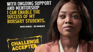 Fundi's Bursary Support Programme offers academic, psycho-social and career development support