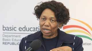 Minister of Basic Education, Angie Motshekga. File Picture: Jacques Naude/African News Agency (ANA)