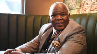 Dr Wallace Amos Mgoqi is the chairman of AYO Technology Solutions. Photographer: Phando Jikelo/African News Agency/ANA