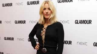 Ellie Goulding has given birth to her first child. Picture: Joel Ryan/Invision/AP
