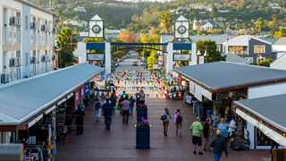 The Waterfront in Knysna Quays. Picture: David Ritchie/African News Agency(ANA)