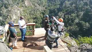 Knysna Ziplines opens to visitors on September 18, 2020. Picture: Supplied.