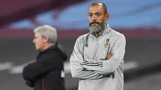 Wolverhampton Wanderers have lost three straight games in all competitions, but manager Nuno Espirito Santo is confident his side can find a solution to their recent woes. Picture: Andy Rai/Reuters
