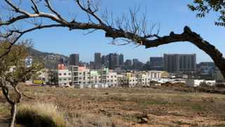 The City said it had received information that a group of people are intending on unlawfully occupying parts of the District 6 restitution land in central Cape Town. File picture: African News Agency (ANA)