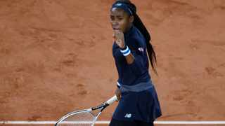 FILE - American Coco Gauff has labelled Andy Murray a 'great ally' after the Scot bemoaned the lack of diversity among board members at the Lawn Tennis Association and All England Club. Photo: Christian Hartmann/Reuters