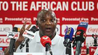 Al Ahly's South African-born coach Pitso Mosimane is looking for a sensational result on Monday night when the face Bayern Munich at the Club World Cup. Picture: Mohamed Hossam/EPA
