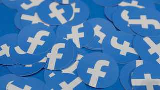 The information was shared with the social media giant via the Facebook Software Development Kit. Picture: Reuters