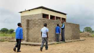 The Basic Education Department has set itself a deadline to eradicate pit toilets in schools. File Picture: Dumisani Dube