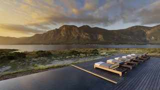 Perivoli Lagoon House in the Western Cape proves to be an idyllic holiday. Picture: Supplied.