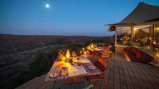 Lepogo Lodges' Noka Camp offsets the carbon footprint of every visiting guest. Picture: supplied.