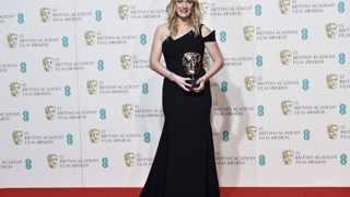 Kate Winslet plans to repeat dresses when red carpets resume again. Picture: Reuters