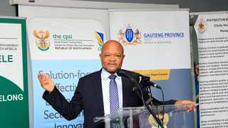 Minister for Public Service and Administration Senzo Mchunu File picture: Dimpho Maja/African News Agency (ANA)