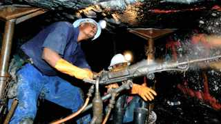 AngloGold Ashanti's share price leapt by more than 10 percent on the JSE yesterday after the gold mining company said it would double its dividend payment ratio, boosted by a 290 percent increase in free cash flow to $339 million (R5.5 billion) for the third quarter to end September, up from $87m compared to the same quarter last year. Photo: Naashon Zalk / Bloomberg News