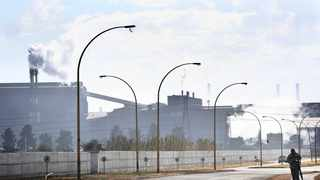 ArcelorMittal SA on Friday said that it had restarted the second blast furnace at Vanderbijlpark Works ahead of schedule to support the local steel industry following Covid-19 lockdown restrictions. Photo: Cara Viereckl African News Agency (ANA)