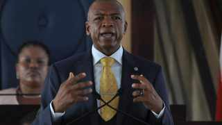 North West Premier Supra Mahumapelo. FILE PHOTO: ANA