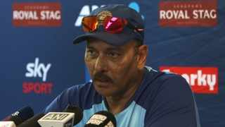 FILE - India's 2-1 triumph over Australia will go down as one of the greatest series ever played, this was according to coach Ravi Shastri. Photo: IANS