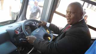 Gauteng MEC for Public Transport and Roads Infrastructure Jacob Mamabolo. Picture: Jacques Naude/African News Agency(ANA)